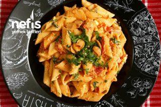 Feta Pasta (Nam-ı Diğer Tiktok Makarnası) Tarifi