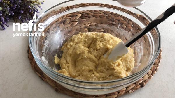 Katı Yağ Olmadan Şipşak Hazırlayabileceğiniz Nefis Portakal Aromalı Kurabiye Tarifi