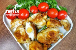 Mantolu Yumurta Kızartması Tarifi