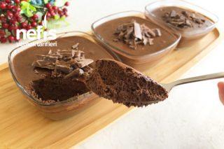 Sadece 4 Malzemeli 5 Dakikada Hazırlayabileceğiniz Çikolatalı Mousse Tarifi (Videolu)