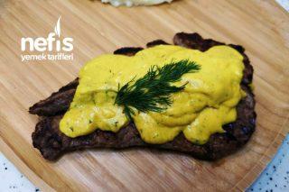 Evdeki Malzemelerle Cafe De Paris Soslu Biftek (Videolu) Tarifi