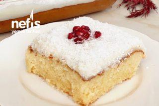 Hafif Lezzetiyle Gelin Pastası Tarifi