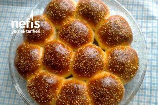 Puf Puf Kabaran Peynirli Poğaça Tarifi