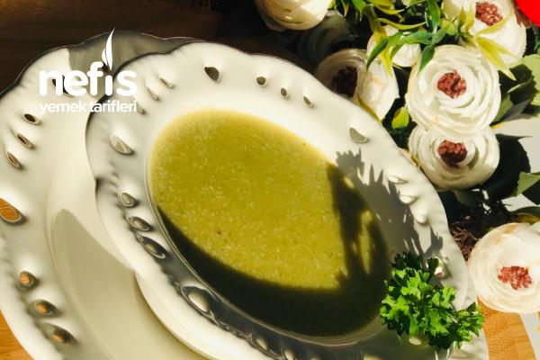 Şifa Deposu Brokoli Çorbası (En Lezzetli Tarifiyle)(Videolu)