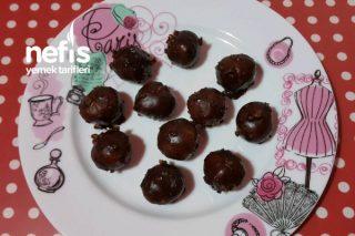 Çikolatalı Truff (Truffe En Chocolat) Tarifi