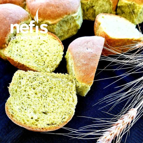 Doğal Yeşil Ekmek