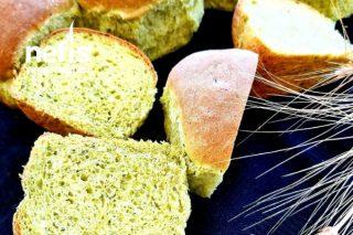 Doğal Yeşil Ekmek Tarifi