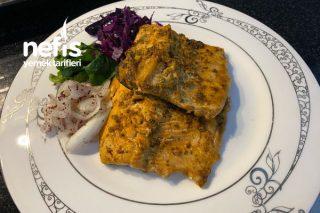 Fırında Somon Balığı (Videolu) Tarifi
