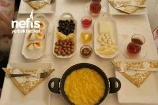 Hafta Sonu Kahvaltısı Tarifi