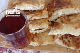 Kahvaltıya Su Böreği Tadında Nefis Tava Böreği 3 Yufkadan Tarifi