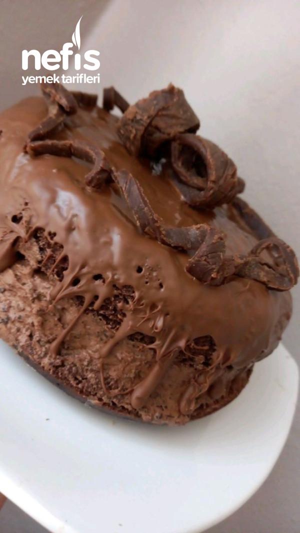 Mousse Cikolatali Pasta