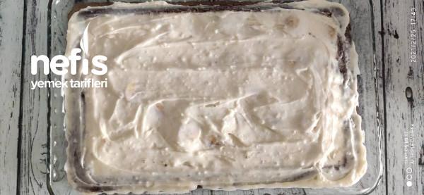 Muzlu Kadife Pasta