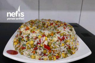 Pilav Salatası Tarifi