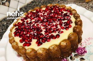 Susamlı, Cevizli, Kuru Meyveli Kek Tarifi
