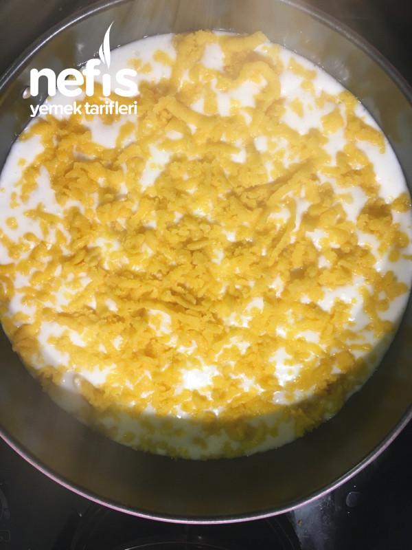Yoğurt Pastası