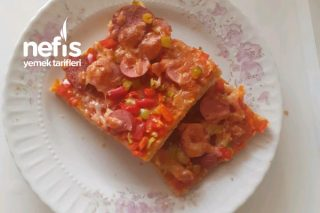 Evde Orjinal Pizza Tarifi