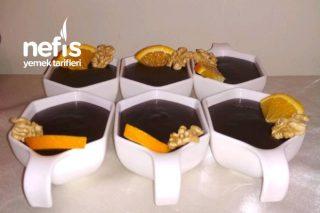 Hazır Almaya Son Ev Yapımı Çikolatalı Puding (Tam Kıvamında) Tarifi