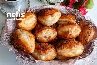 Katmer Poğaça (Akşam Yap Sabah Pişir Kat Kat Tel Tel Muhteşem Ötesi) (Videolu) Tarifi