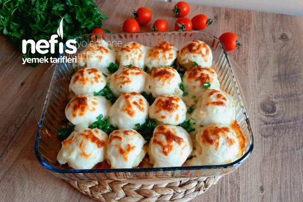 Patates Püreli Tavuklu, Mantar Sote Farklı Sunum Şahane Lezzet (Videolu)