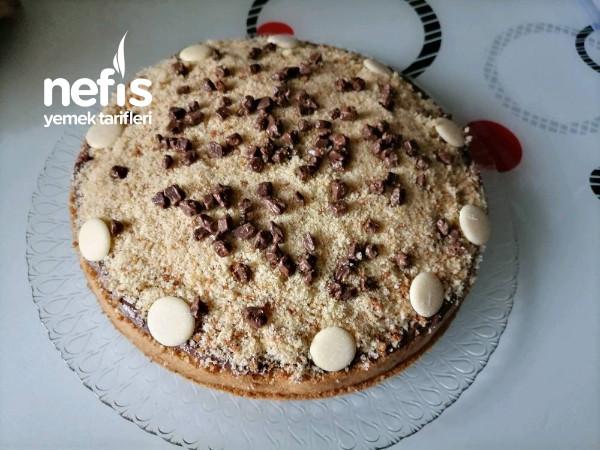 Pişmeyen Köstebek Pasta (Hazır Pandispanyadan)