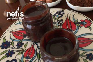 Sağlıklı Şekersiz Sürülebilir Kahvaltılık Çikolata Tarifi