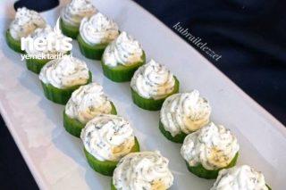 Salatalık Çanağında Haydari Tarifi