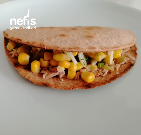 Ton Balıklı Kıtır Sandviç