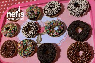 Donut (Krispy Kreme Tadında) Tarifi