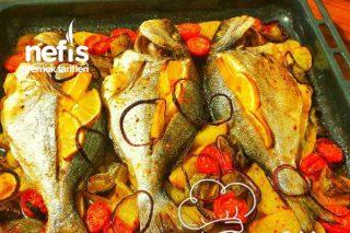 Fırında Çupra Balığı Videolu Tarifi