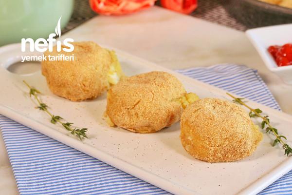 Fırında Patates Topları