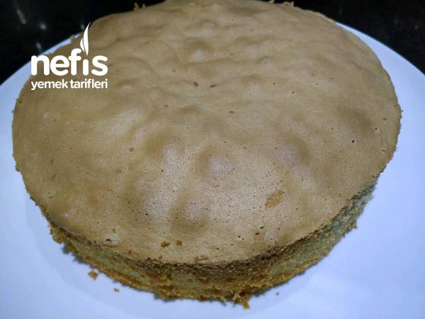 Mor Salkım Pastası ( doğal renk)