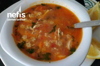 Özel Tavuk Suyunda Kış Çorbası (Bağışıklık Güçlendirici) Tarifi