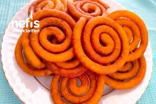 Spiral Patates Kızartması Tarifi