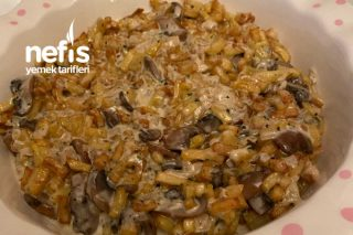 Patates Risotto Tarifi