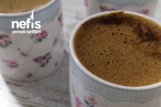 Bol Köpüklü, Hafif İçimli, Maden Sulu Türk Kahvesi Tarifi