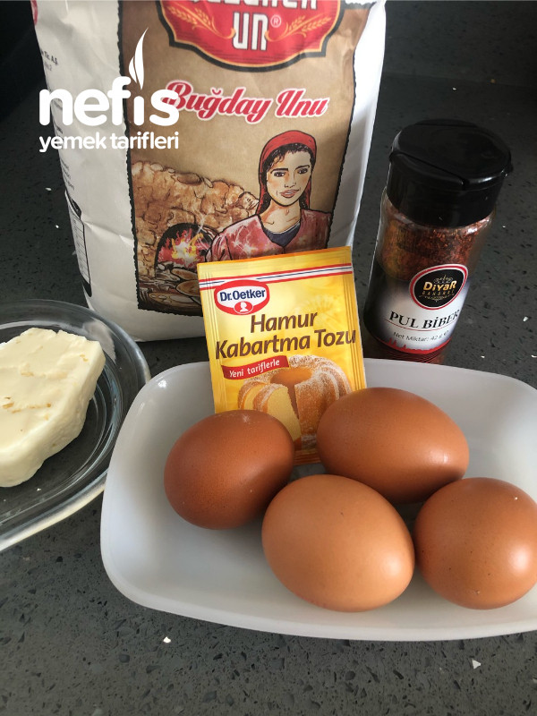 Börek Omlet