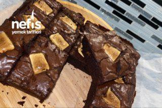 Çikolata Parçacıklı Browni Tarifi
