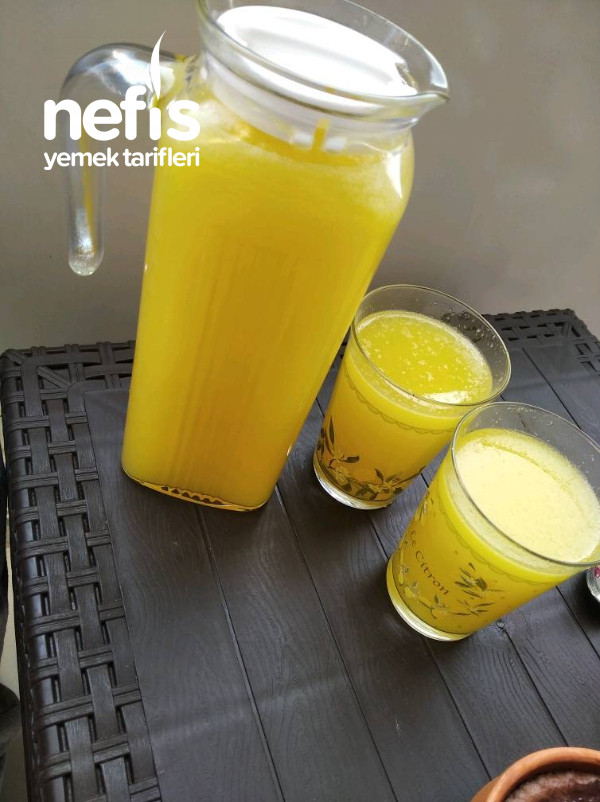 Enfes Bir Limonata Tarifi