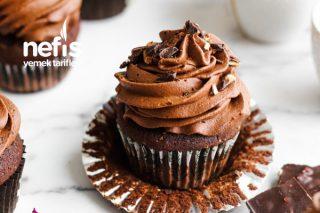 Enfes Çikolatalı Cupcake Tarifi