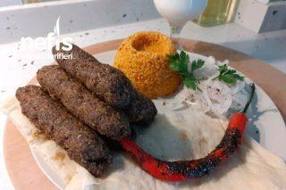 Gaziantep'in Lezzetlimi Lezzetli Simit Kebabı Tarifi