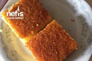 Portakallı Revani Tarifi