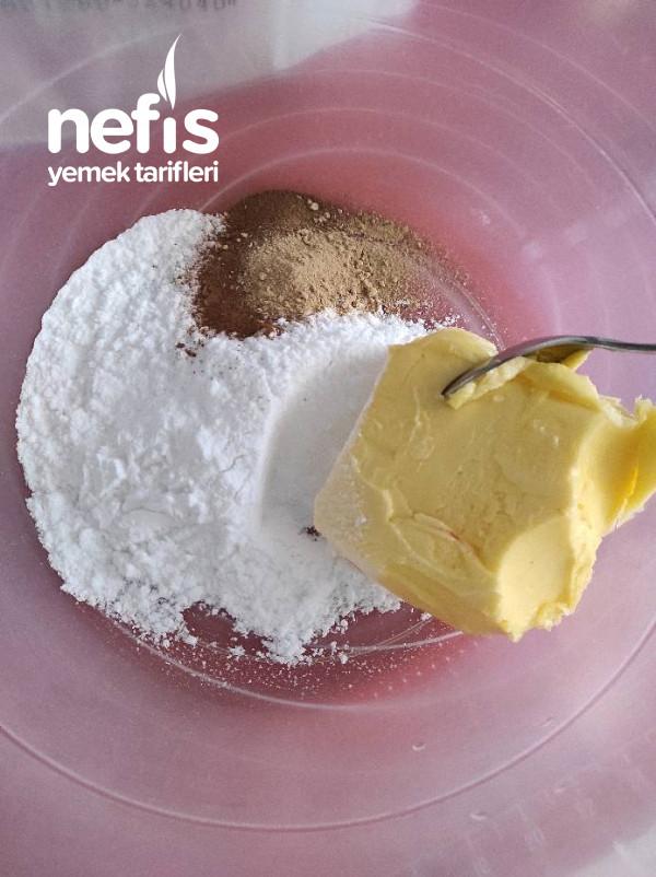 Şeker Hamurlu Kurabiye(Tadı Nefis)