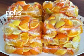 Yaz Hazırlıkları (Dondurucu için Limonatalık) Tarifi