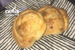 Çıtır Çıtır Tahınlı Çörek (Kıbrıs Usulü) Tarifi