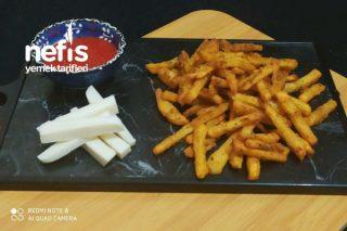 Çok Amaçlı Fırında Çıtır Patates Tarifi