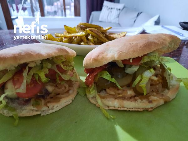 Gobit Ekmek Arası Hamburger