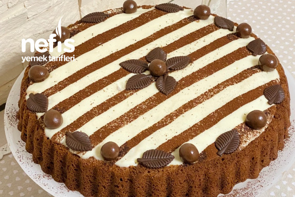Kakaolu Muzlu Tart Kek