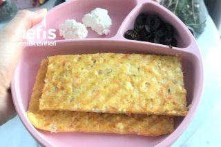 Patates Tostu (+1 Yaş) Tarifi