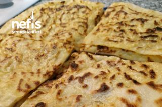 Patatesli Bazlama Tarifi