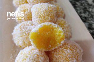 Portakallı  Lokum Mis Kokusu Evinizi Sarsın Tarifi